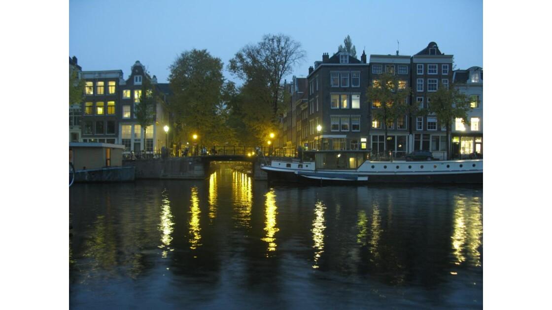 Amsterdam, les canaux 2