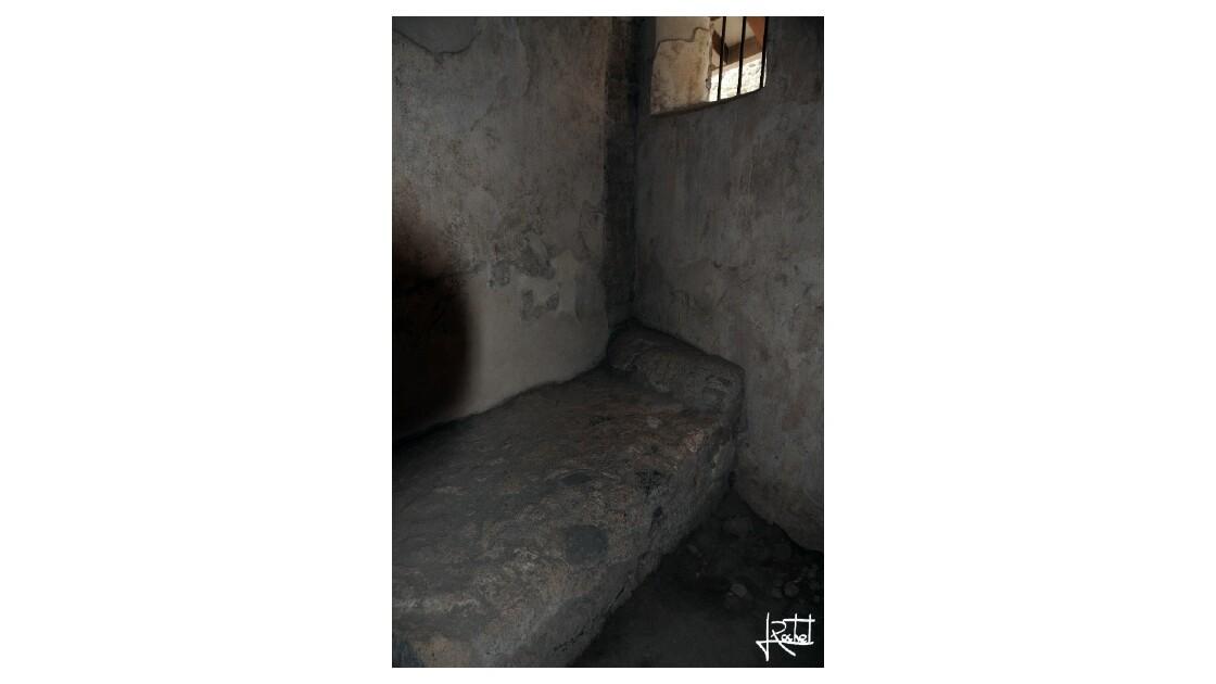Chambre d'un lupanar...