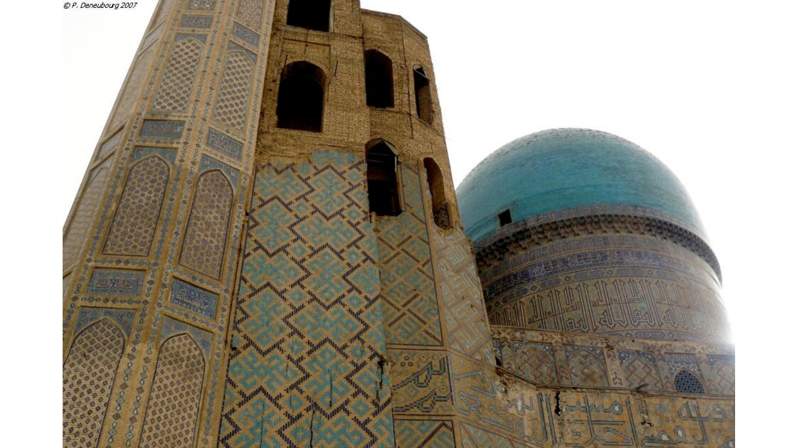 Mosquée de Bibi Khanoum 1