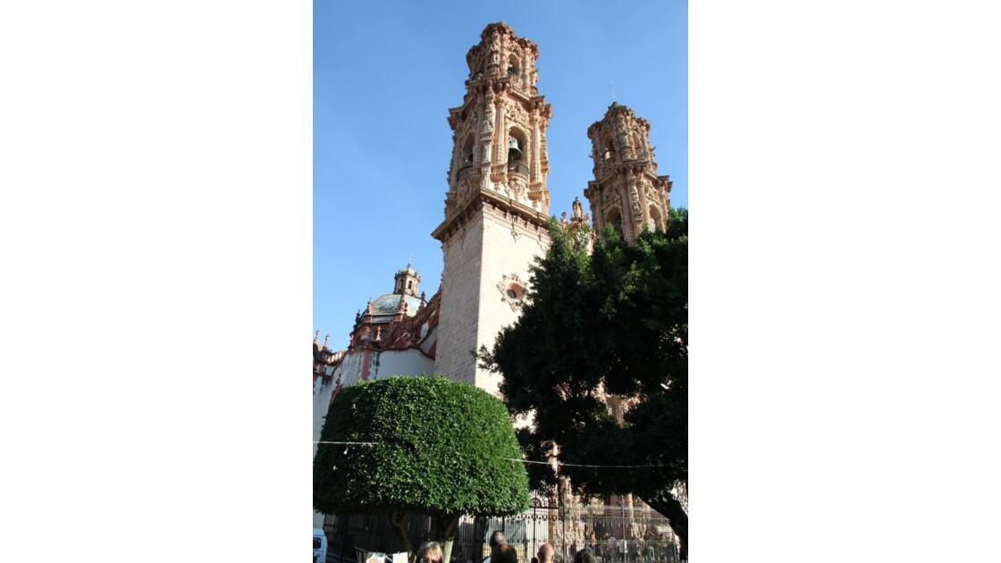 La Parroquia de Santa Prisca Taxco