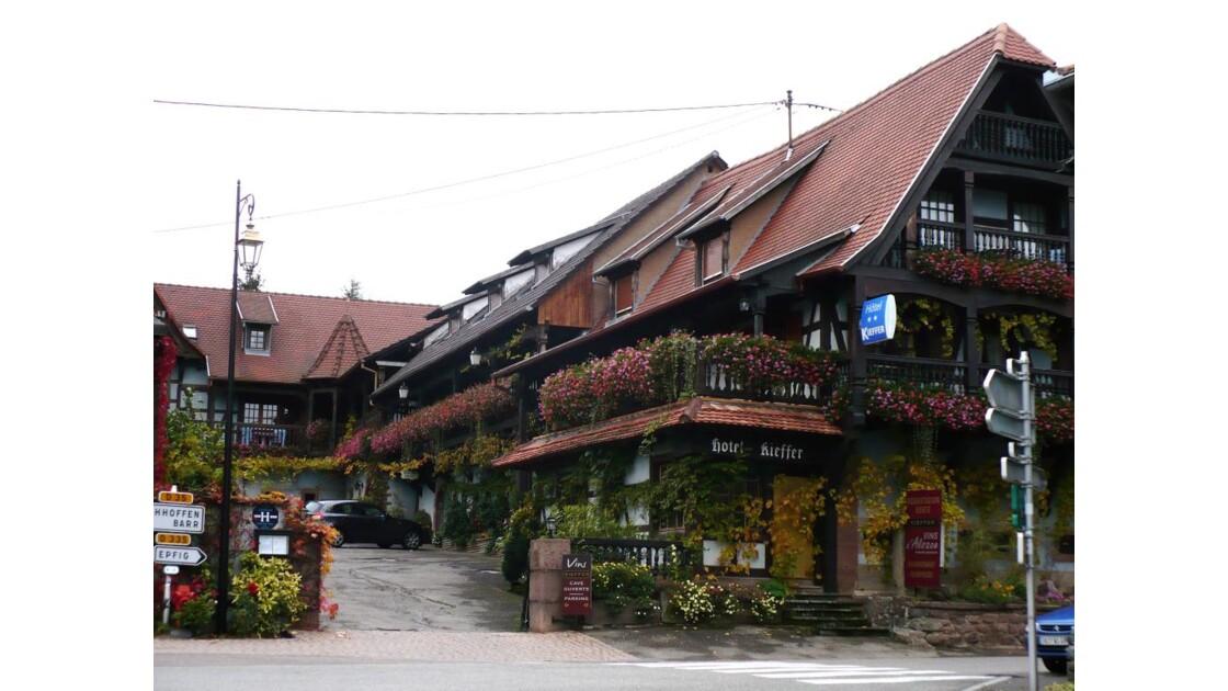 Hôtel restaurant Kieffer