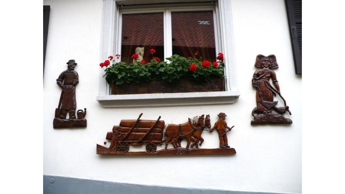 Sculpture Alsacienne