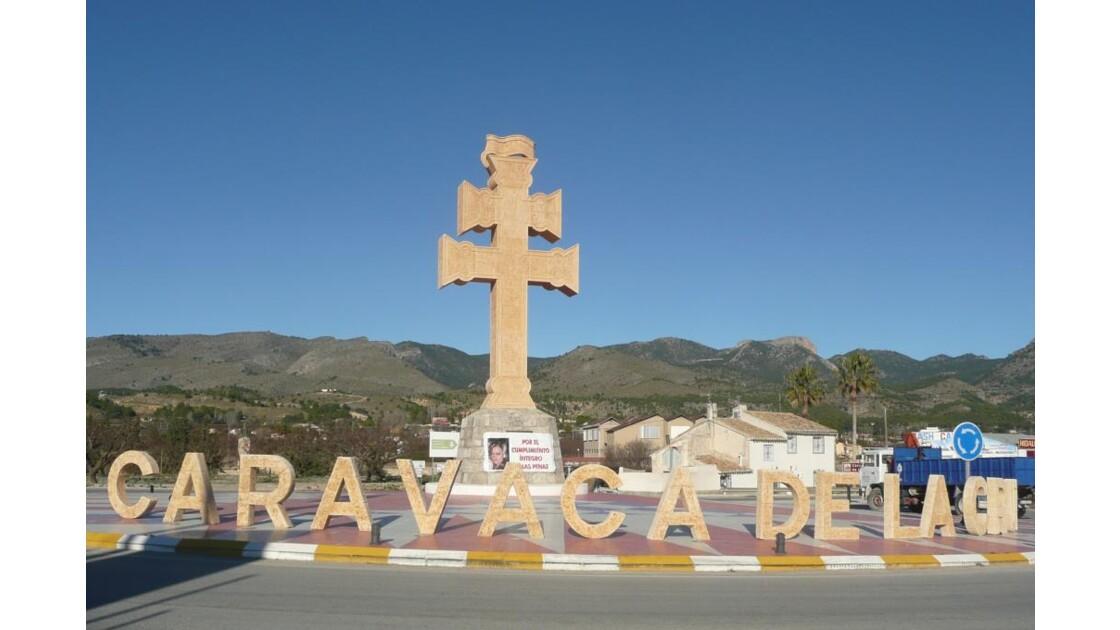 Espagne Caravaca de la Cruz