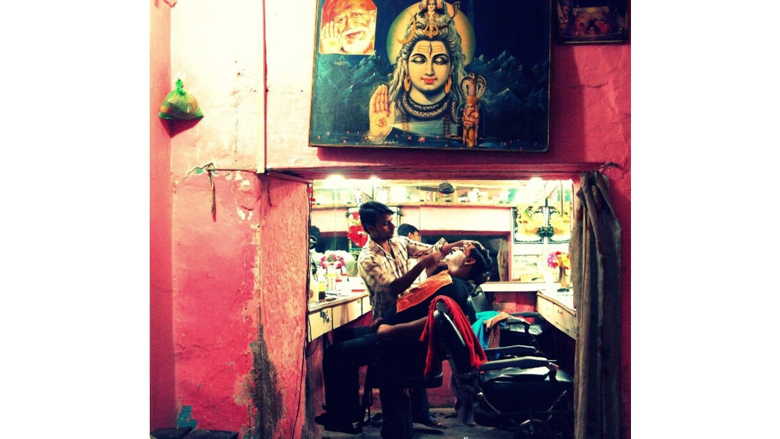 Spirit salon