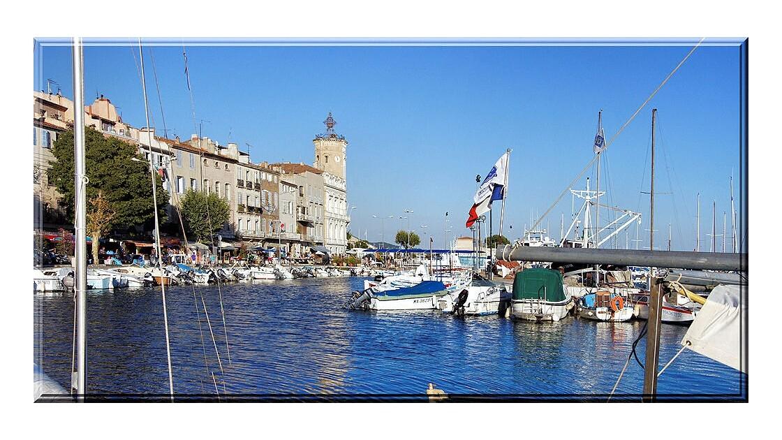 Le Port Vieux de la Ciotat !