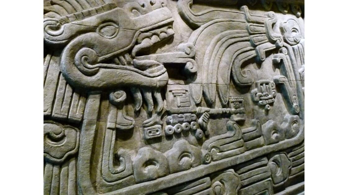 Chef d'oeuve Maya de Palenque