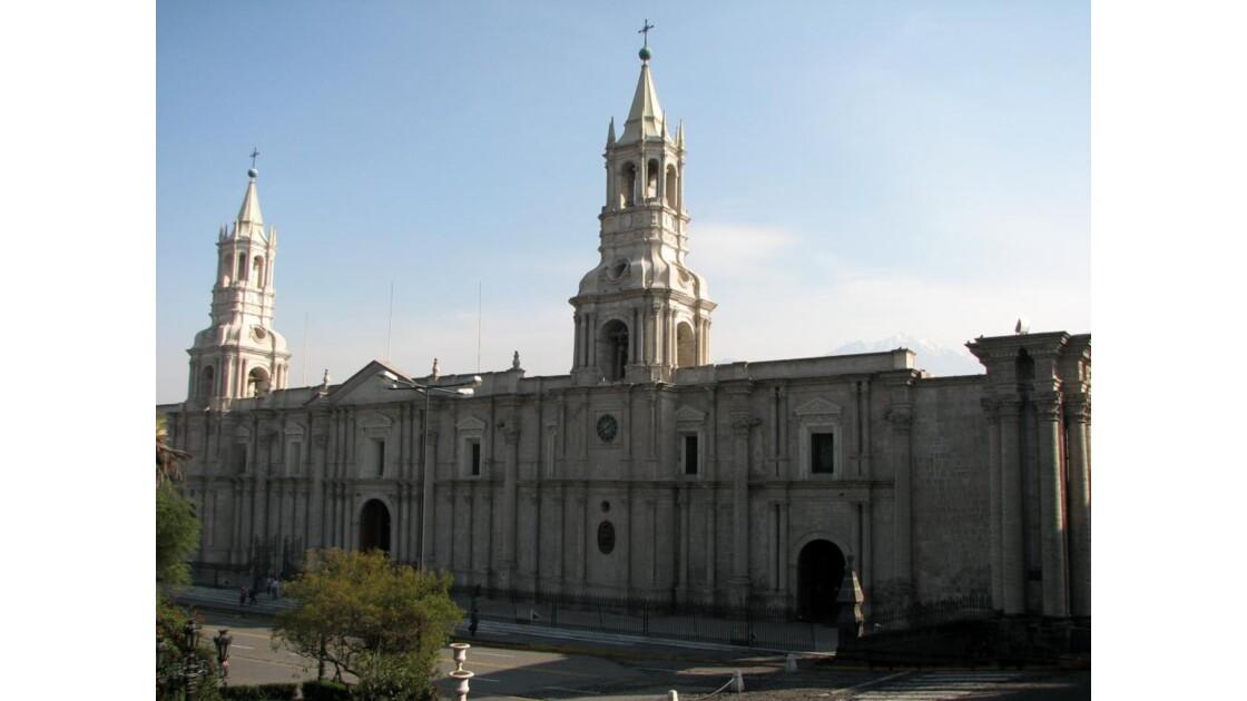 Cathédrale d'Arequipa - Pérou