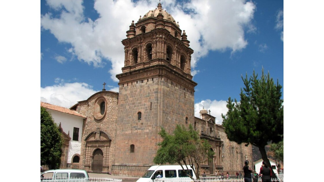 Qorikancha à Cusco - Pérou
