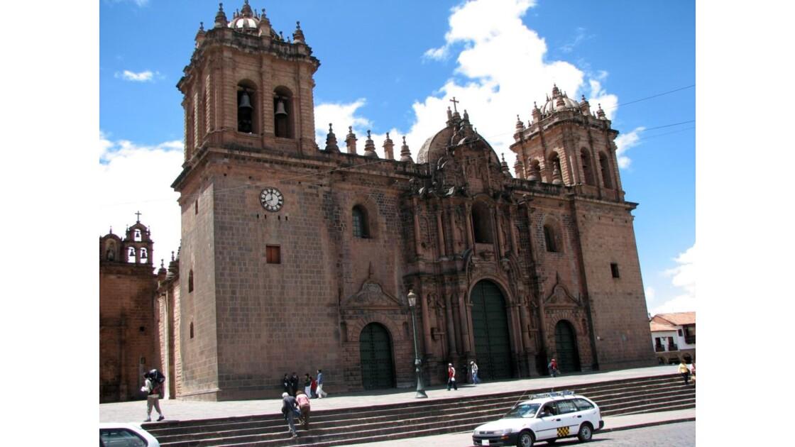 Cathédrale de Cusco - Pérou