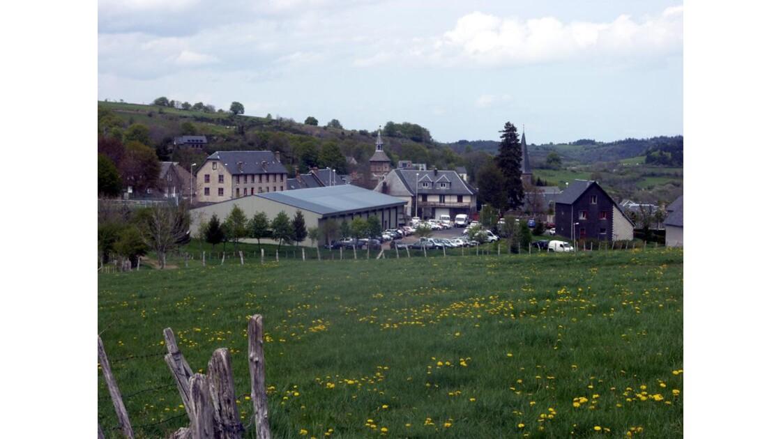 Le village de besse