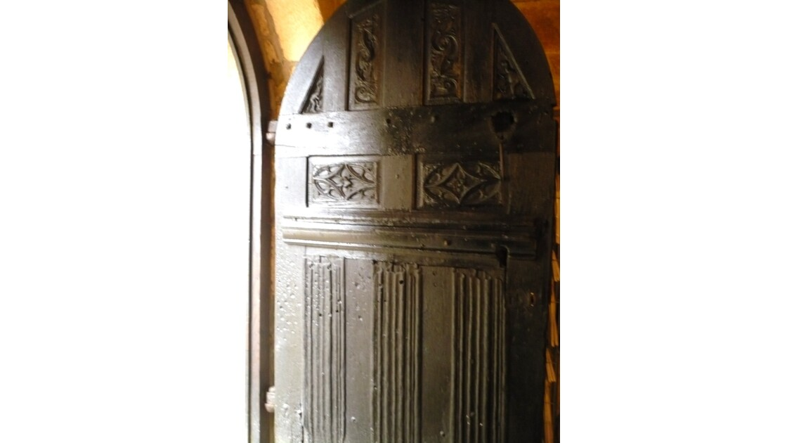 vieille porte!