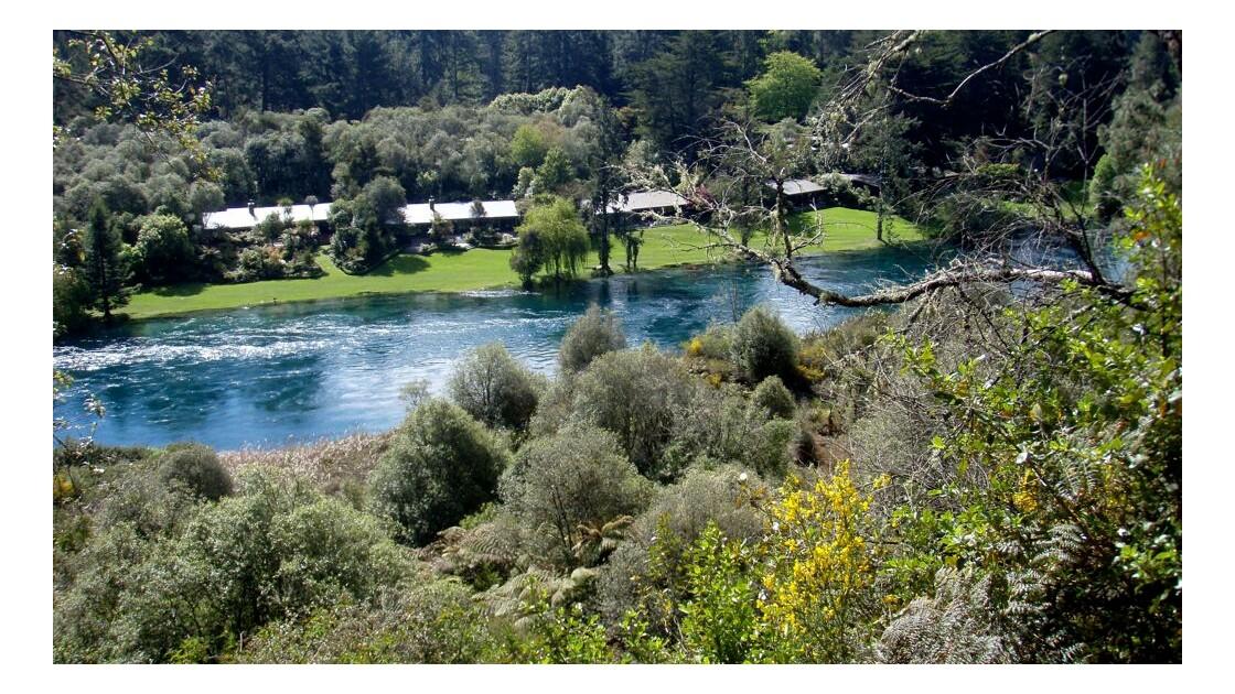 Blue River II