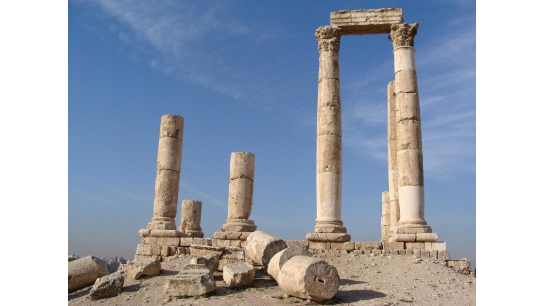 Amman - La Citadelle