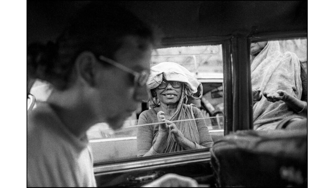 Mendiantes, Mumbai