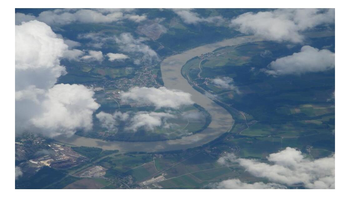 Danube, Autriche
