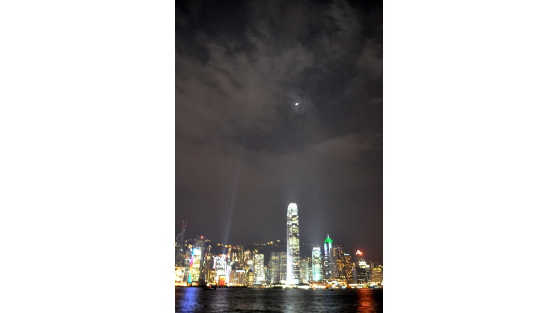 Hong Kong by Night II