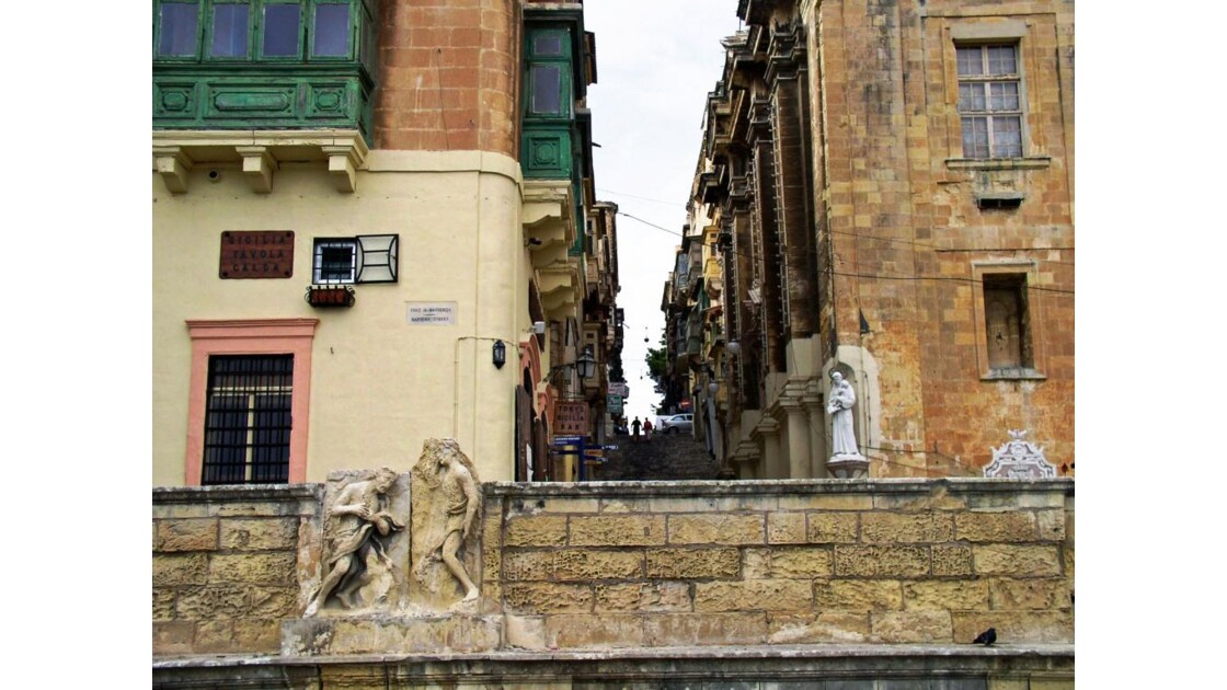 Valetta,Malte