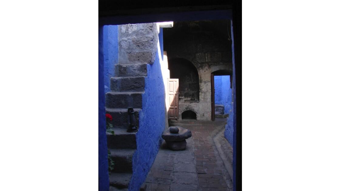 Pérou-Arequipa-Santa Catalina