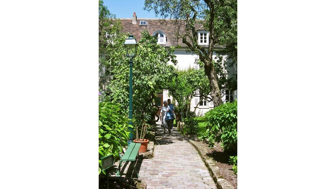 Maison de l'écrivain Claude de la Rose