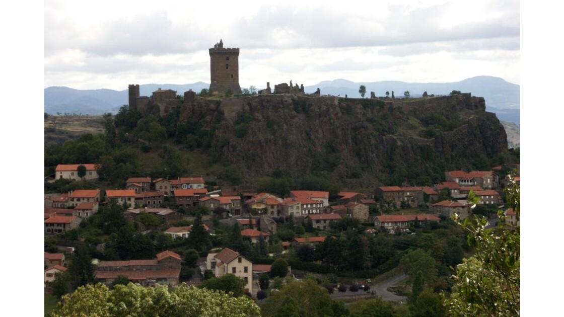 le Château sur la butte