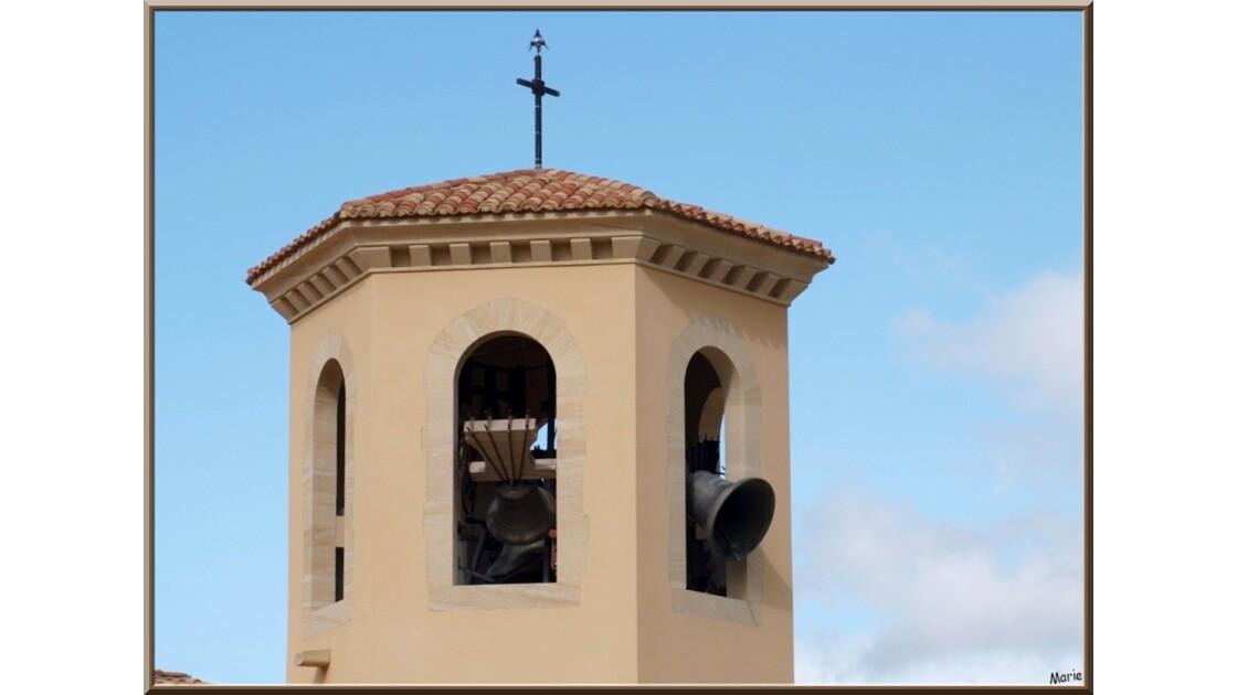 Le cloches sonnent à l'abbaye ND_P601886