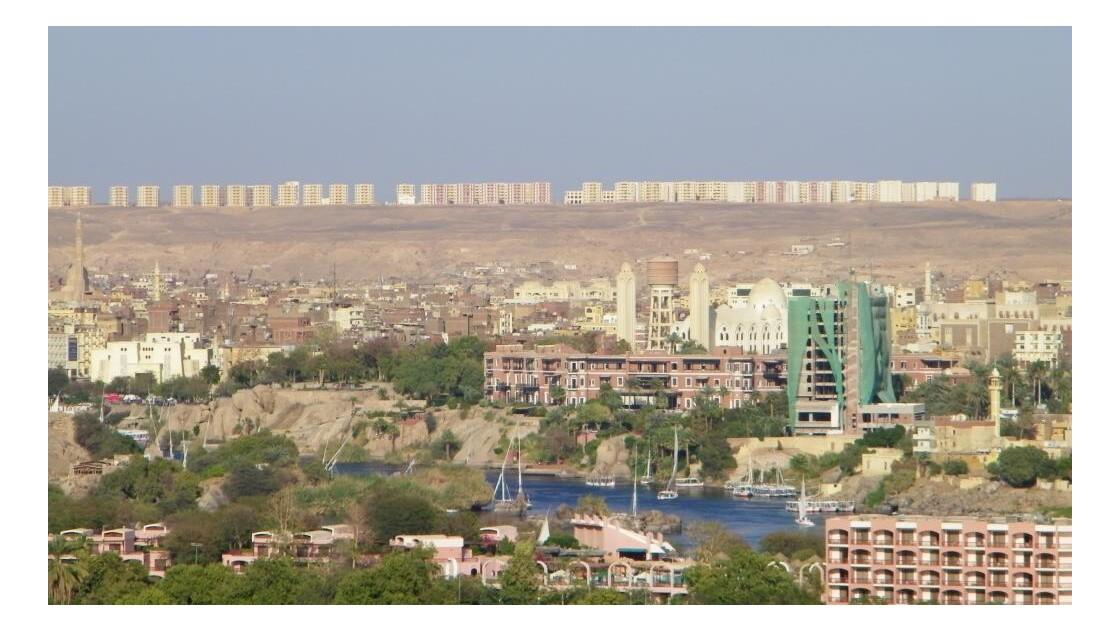 Banlieue du Nil