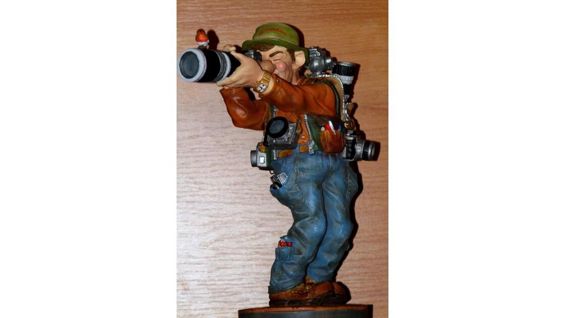 Le photographe.