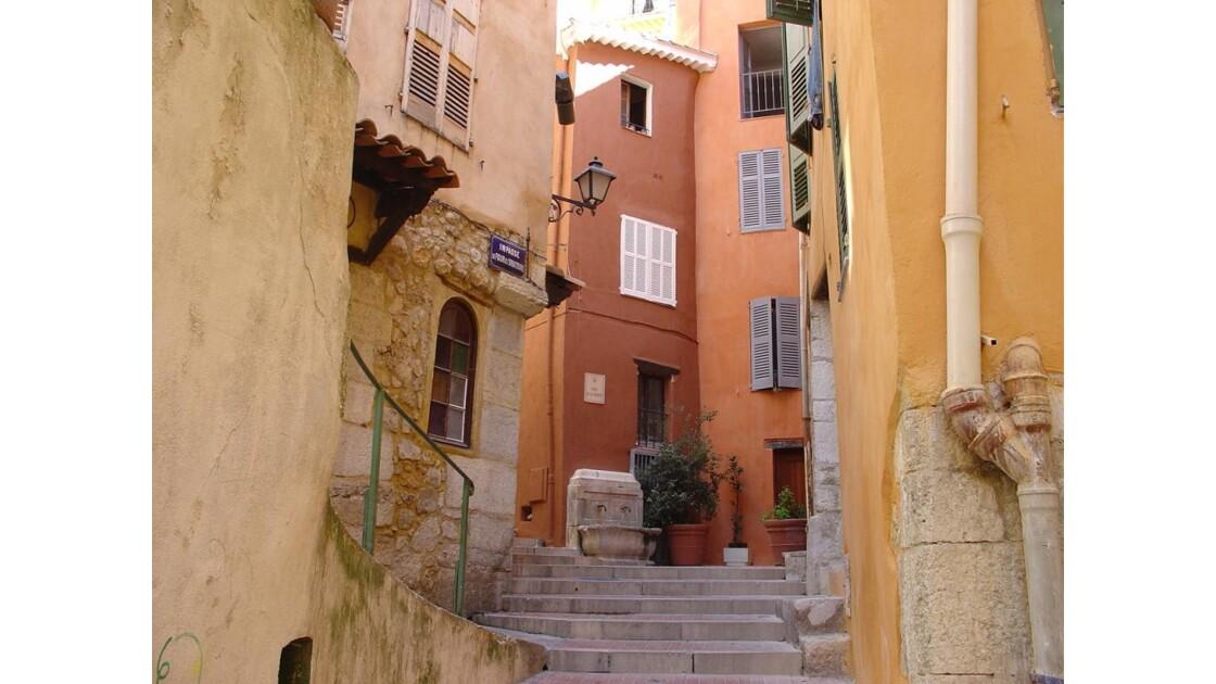 Grasse - Rue de la Fontette