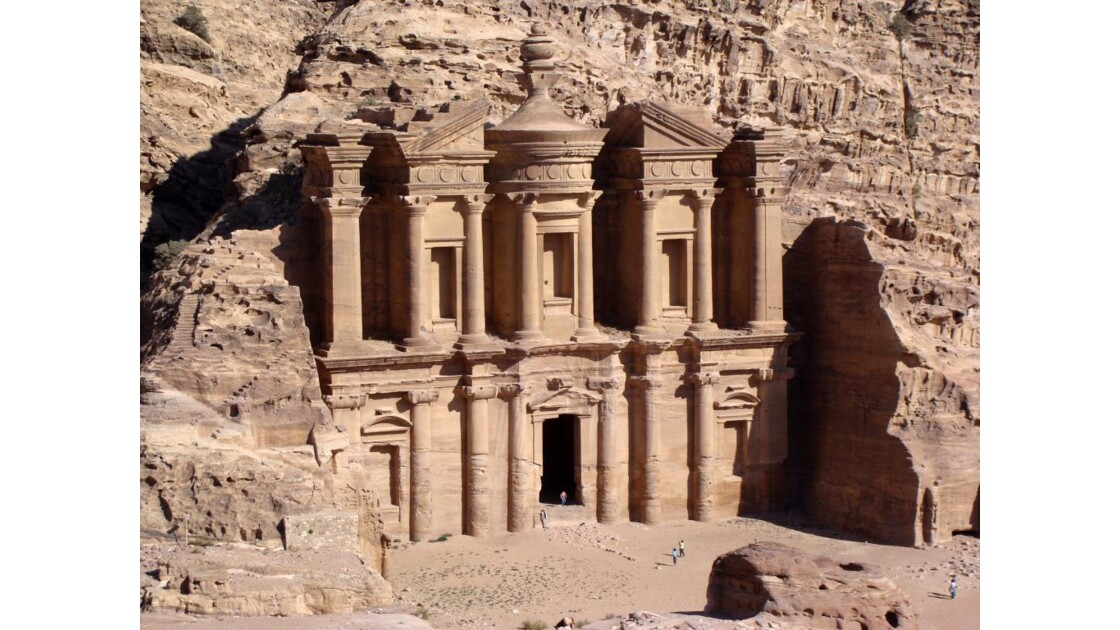 Le Deir (Monastère) de Pétra