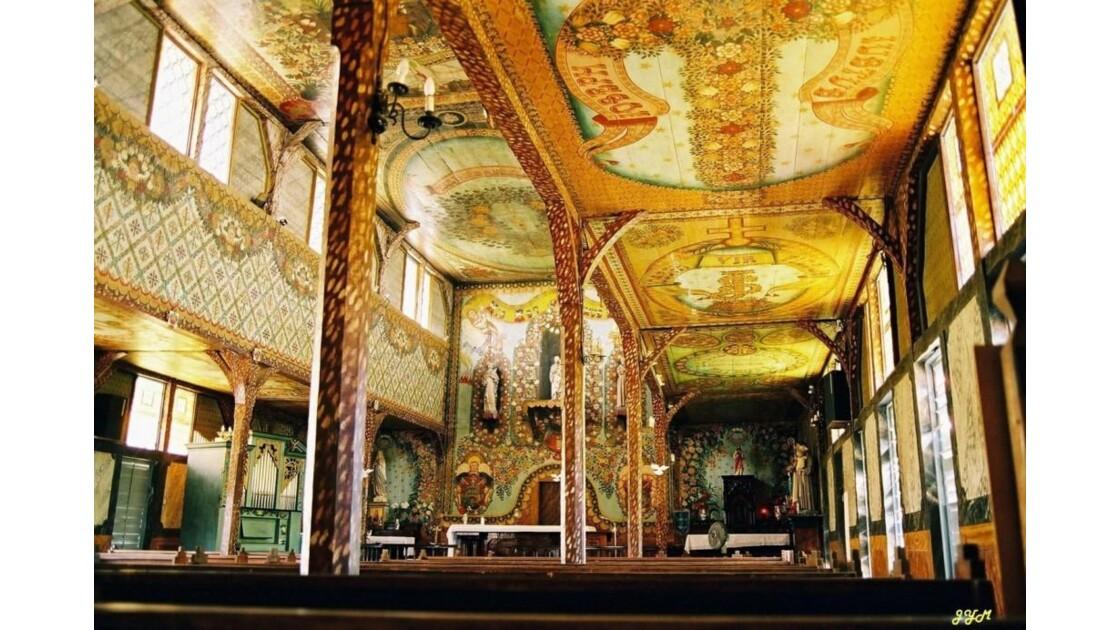 55 - Iracoubo - église st joseph - hugue