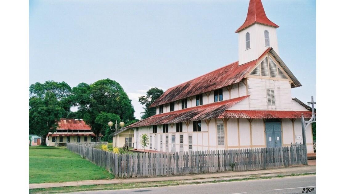 56 - Iracoubo - église st joseph