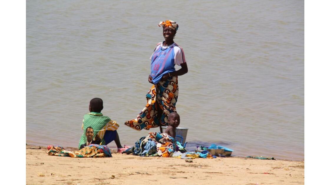 681.Fleuve Niger. MALI