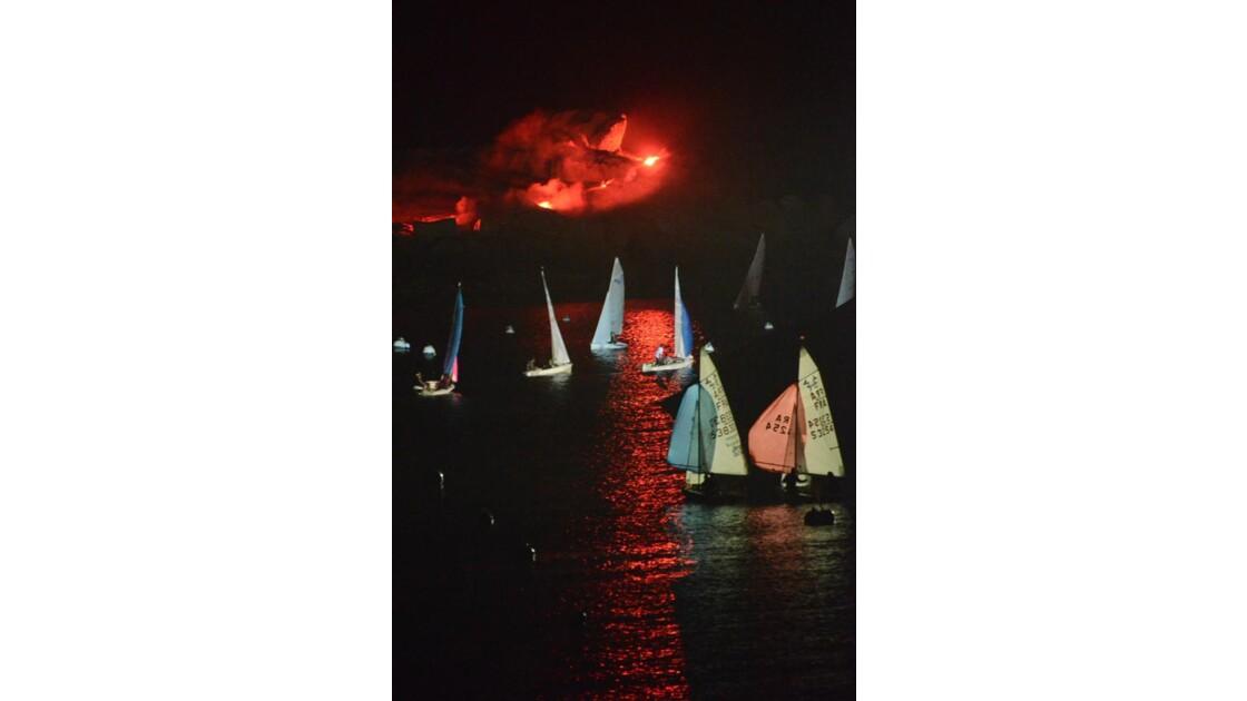 24h de la voile feu d'artifices 19