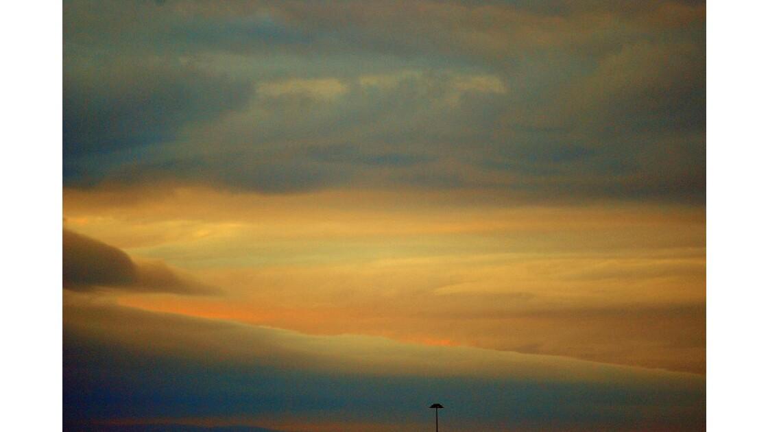 Mon ciel du soir!!!