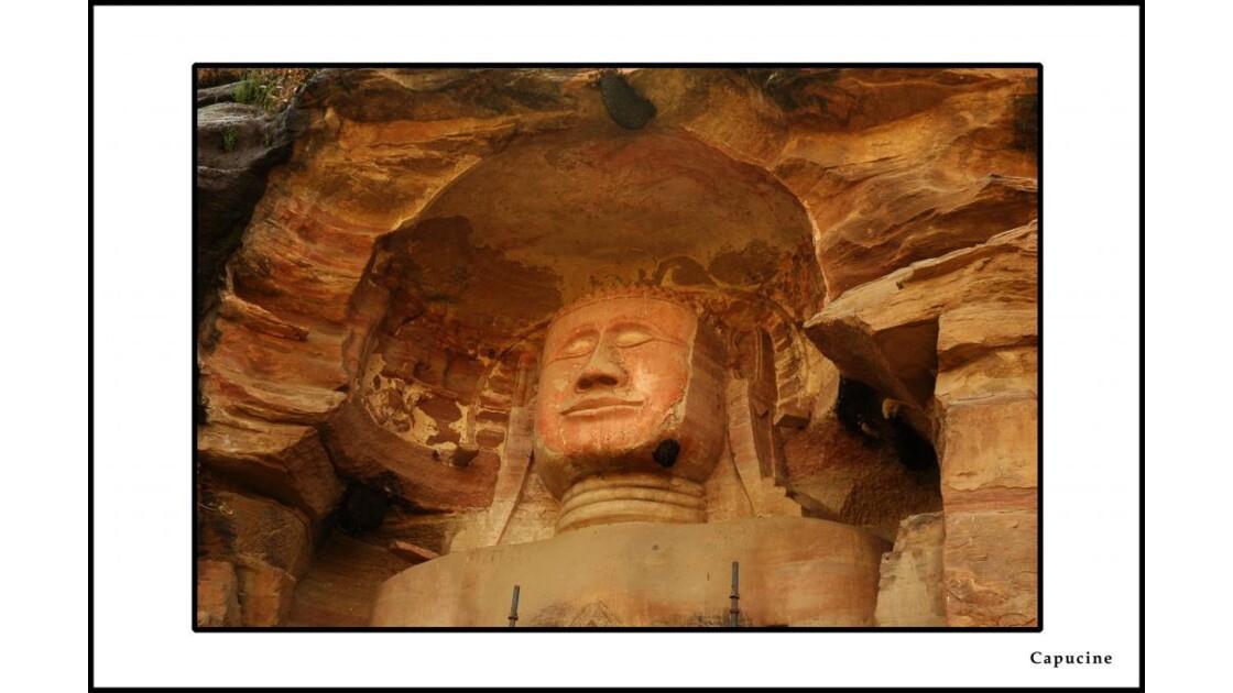 Les Bouddhas de Gwalior