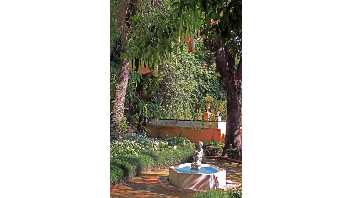 au jardin de la Casa de Pilatos 2