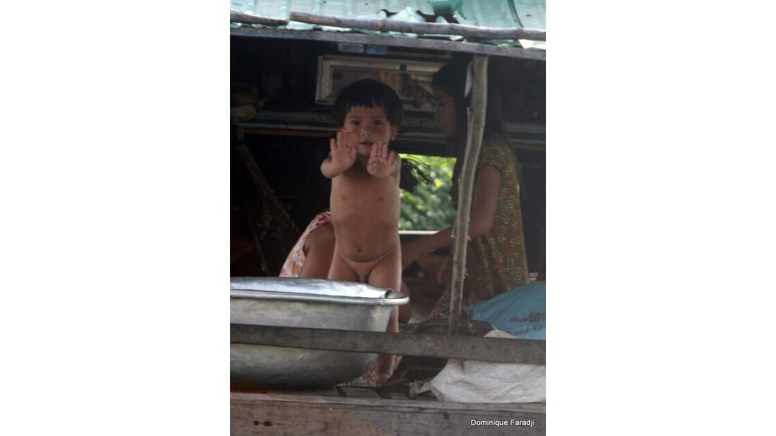Enfant Tonlé Sap