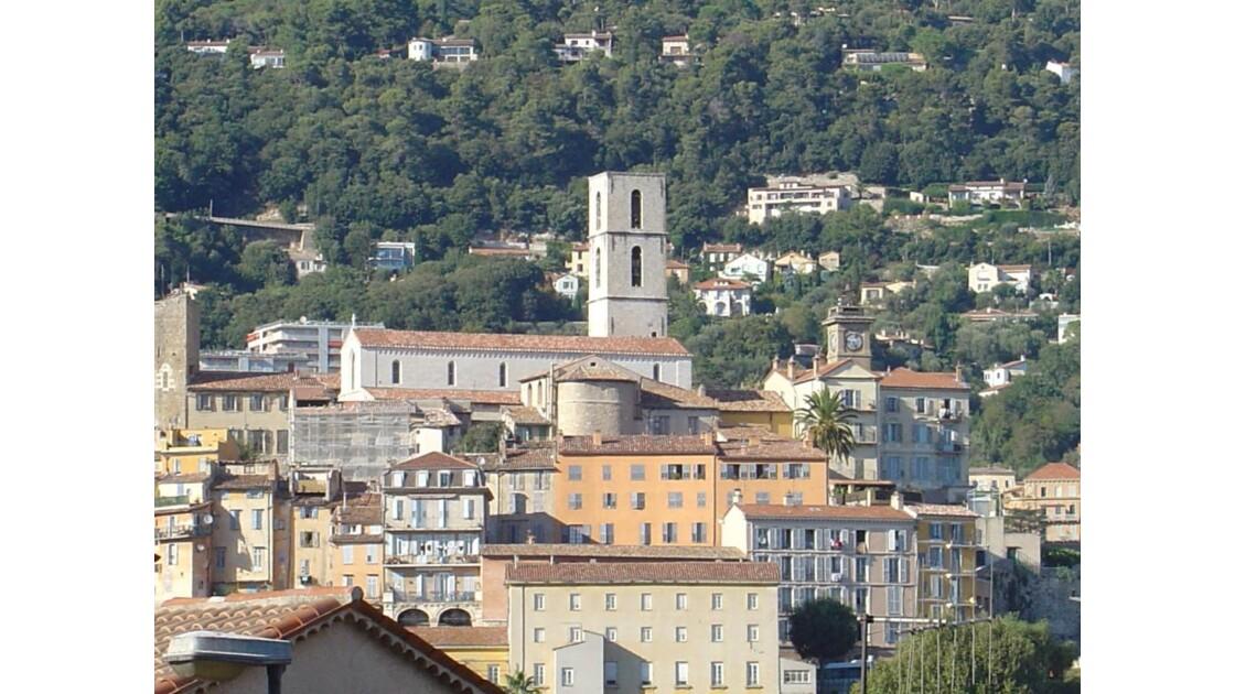 Grasse - Cité historique et Cathédrale