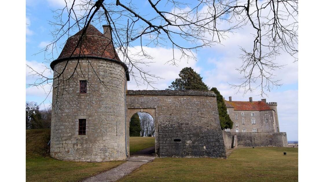 Château de Ray (Tour de gué)