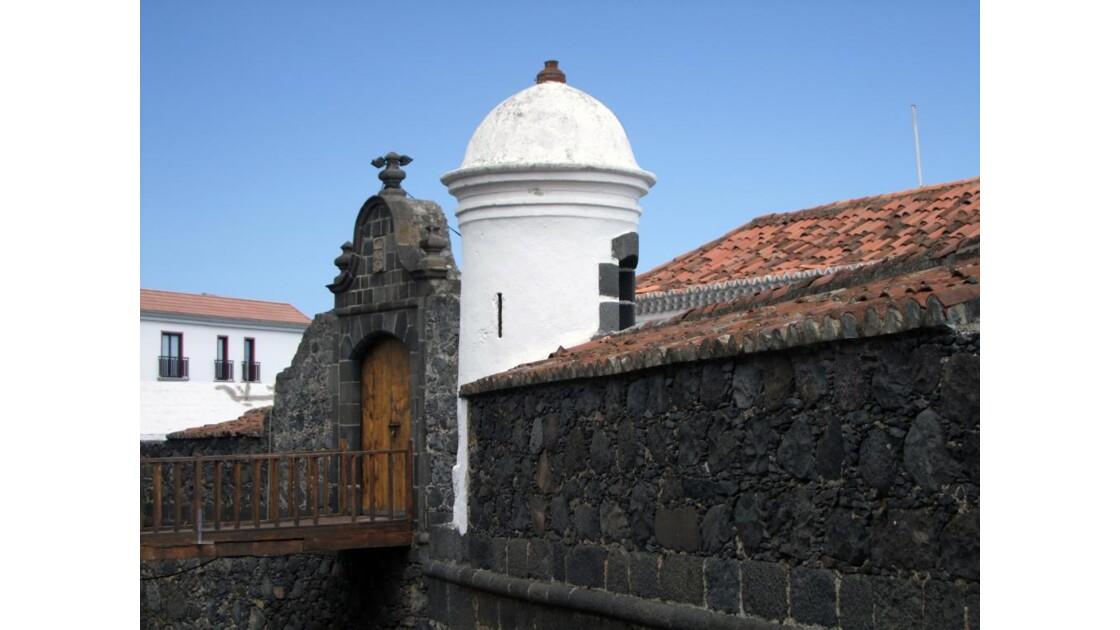 La Palma Santa Cruz Castillo