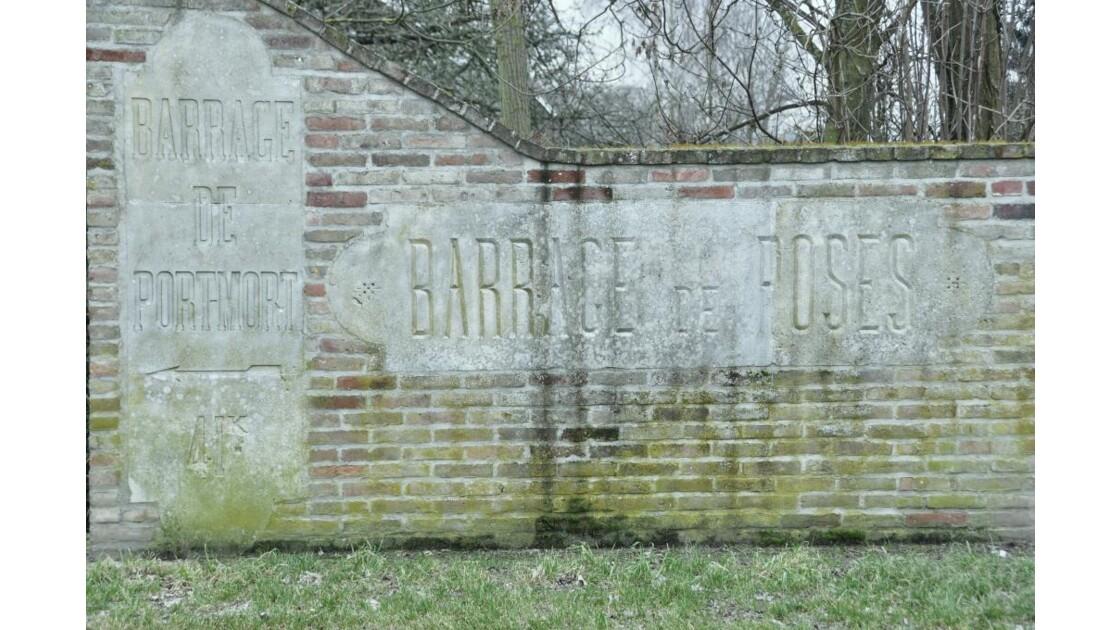 Barrage_de_Léry-Poses_ sur la SEINE