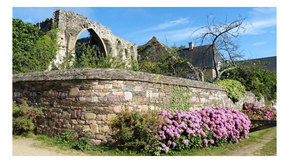 Abbaye de Beauport (Extérieur)