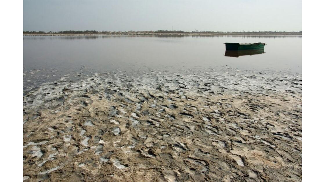 Le lac rose, Sénégal