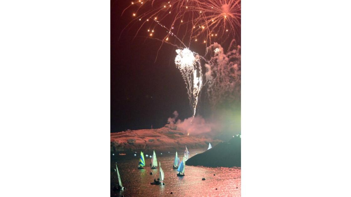 24h de la voile feu d'artifices 27