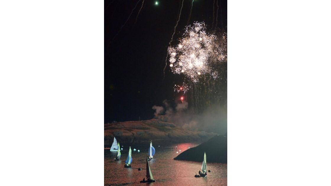 24h de la voile feu d'artifices 28