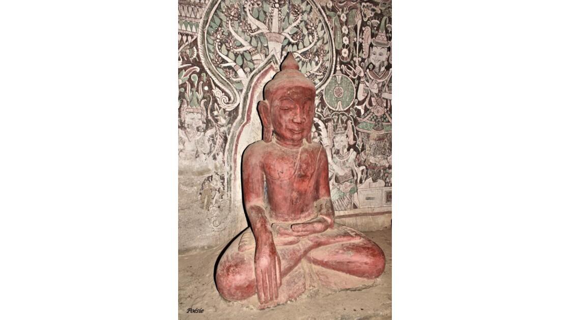 Les peintures du style « Nyaung Yan » à