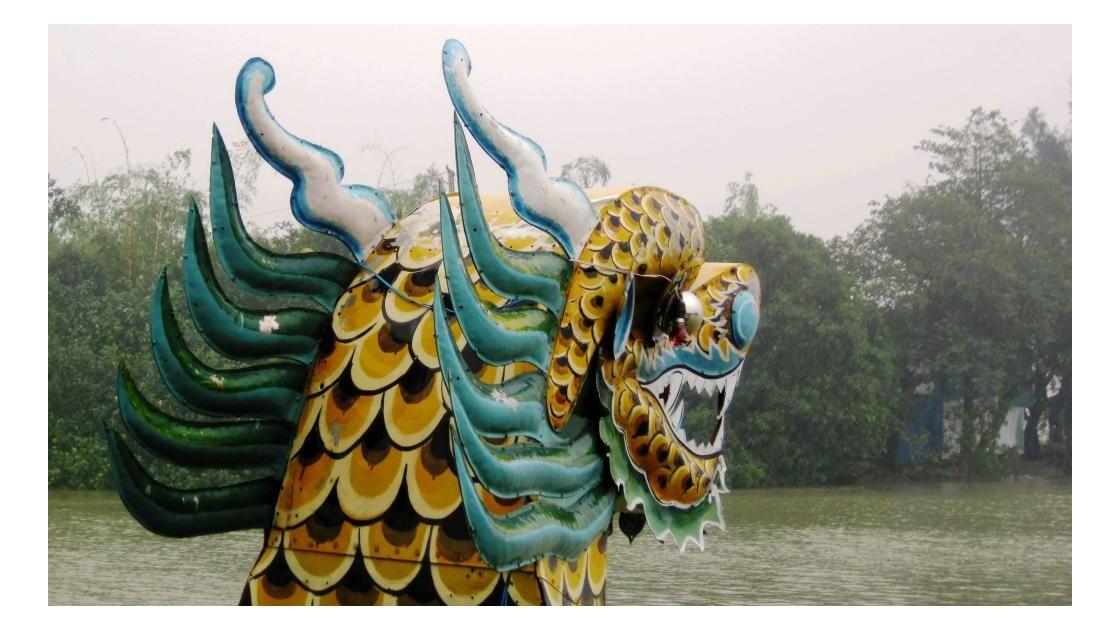 Vietnam-Sur la rivière des parfums