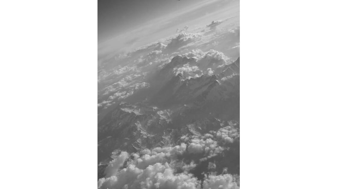 Les Alpes.