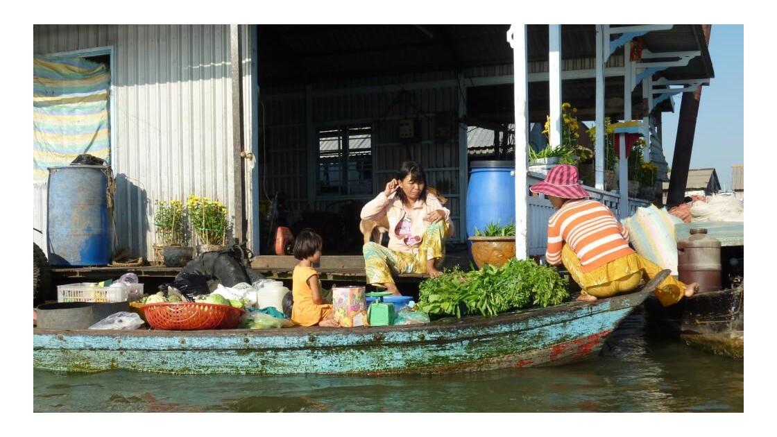 Vietnam-Livraison à domicile