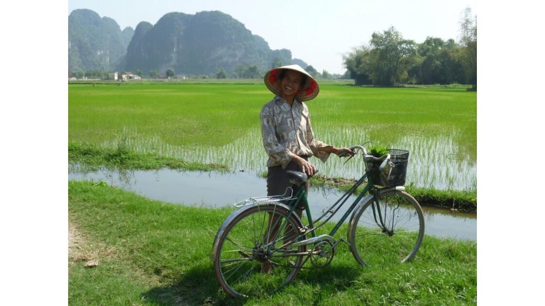 Vietnam-Tam Coc